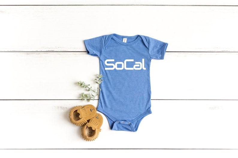 California Kids West Coast California Baby Baby Boy Blue Made in Cali   Cali Baby SoCal Baby Girl