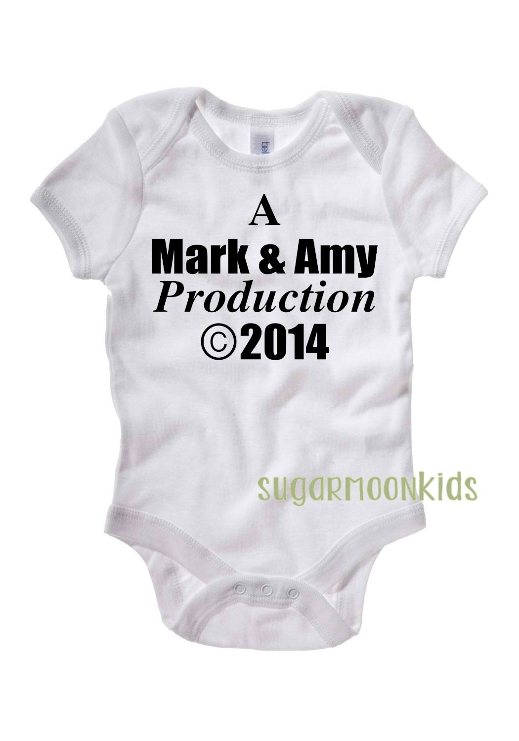 Personalized Production Baby Mom And Dad Name Birth Year -1825