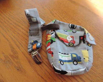Pacifier pouch  for 1-2 pacifier