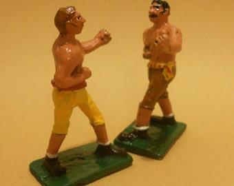 Metal toy soldiers | Etsy