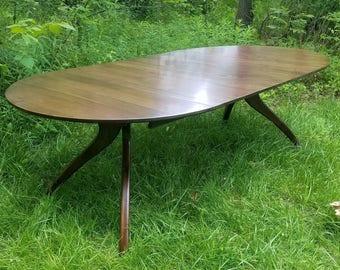 90in Walnut Walking Extension Table © 2017