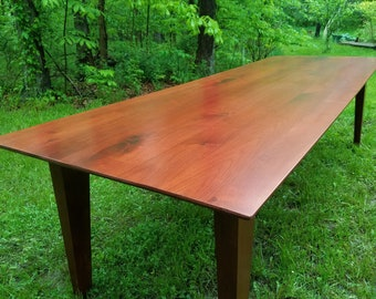 Another one of My Favorite Walnut Parsons Tables