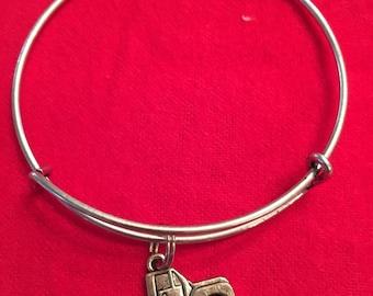 Truck charm bracelet