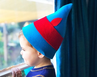 toddler elf hat etsy