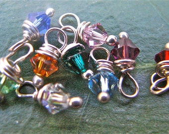 Additional  Birthstone  Charms