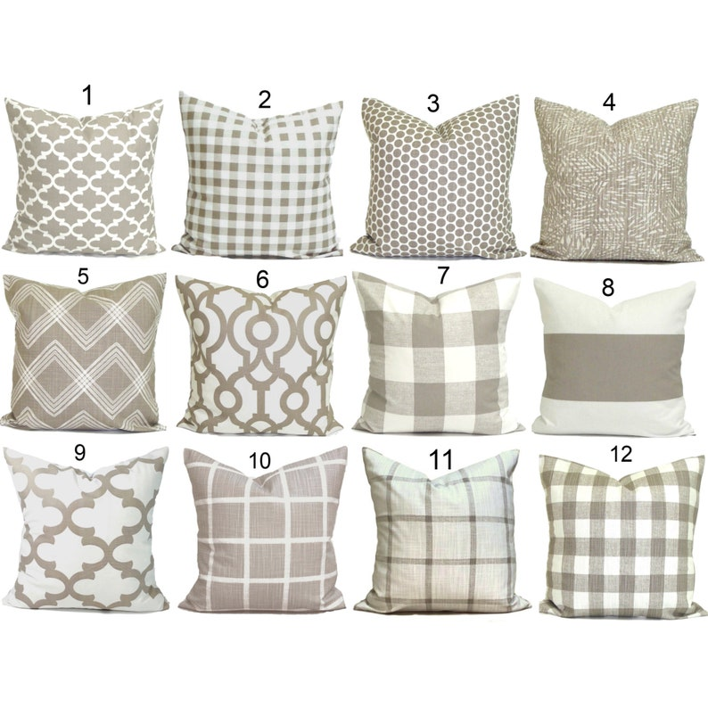 Farmhouse Pillow Farmhouse Decor Farmhouse Pillow Covers image 0