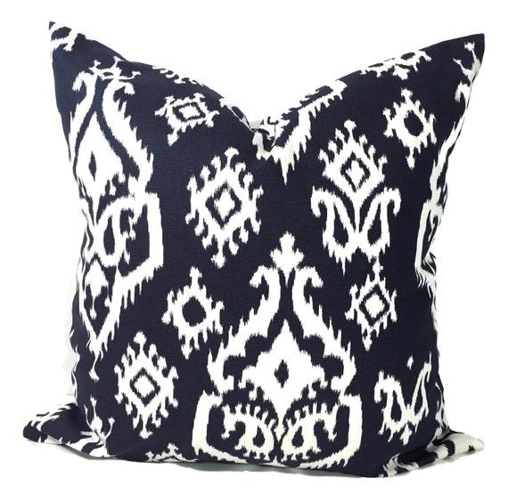 NAVY BLUE PILLOW Sale40x40 InchDecorative Pillow Etsy Unique Small Decorative Pillows Sale