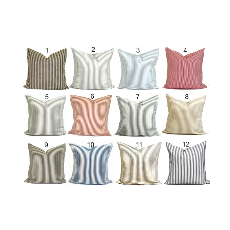 Farmhouse Pillow Farmhouse Decor Farmhouse Pillow COVER image 1
