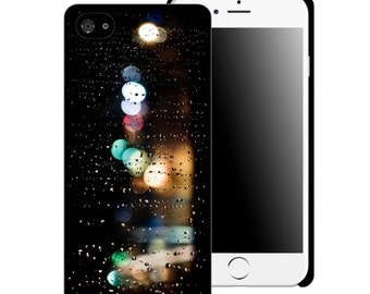 Street Light in the Rain Printed Cell Phone Case / iphone 5/5s / iphone 6/6s and 6+ / Teen / Tween / Gift Idea / Gifts for her