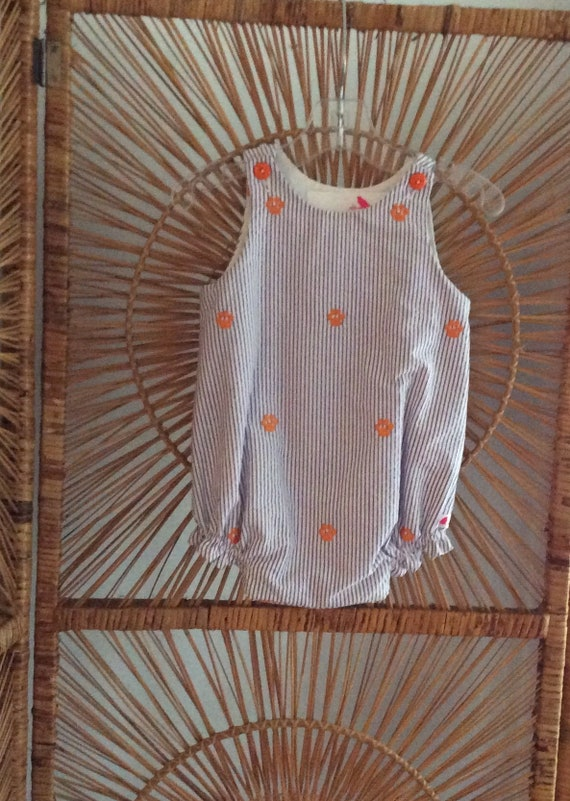 5b5f311f1 AUBURN TIGER PRIDE with our baby girl s Romper Bubble made