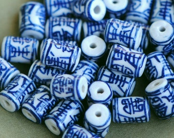 10mm 304 steel column beads Sold on a unit basis