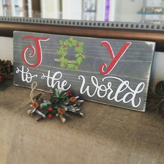 image 0 - Christmas Wooden Signs