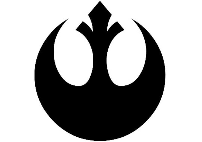 23. Star Wars: Rebel Starbird/Rebellion Temporary Tattoo