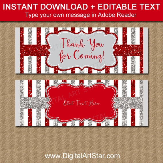 Candy Bar Wrapper Template from i.etsystatic.com