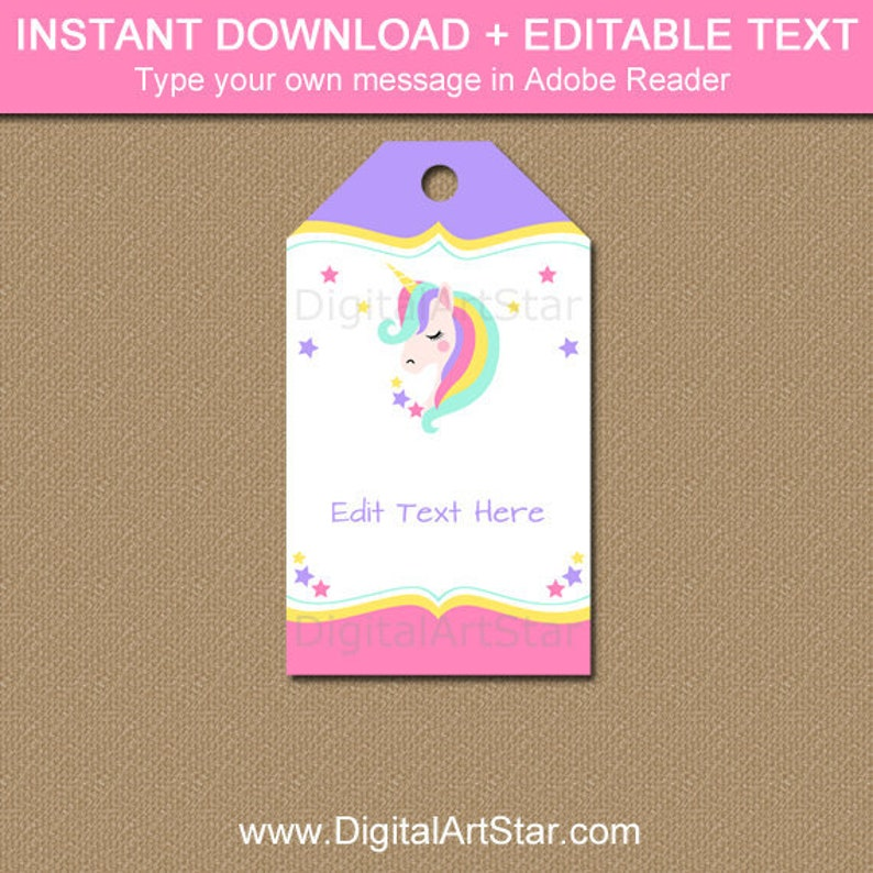 photo relating to Printable Tag identify Unicorn Birthday Tags, Unicorn Prefer Tags, Printable Tag, Dangle Tags, Printable Birthday Tag, Thank Yourself Tags, Editable Tag Template U1