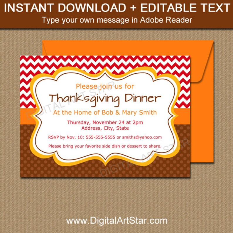 thanksgiving invitation templates free word.html