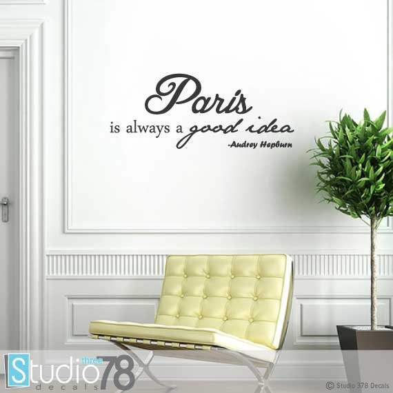 Indtio Wall Sticker Mural Art Decal Removable Vinyl Decal Art Mural