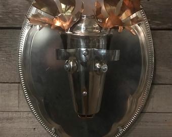 Scrap Metal Taxidermy
