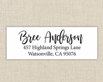 Return Address Labels, Return address stickers, return address, return address label stickers
