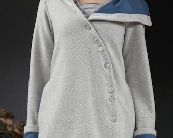 Bias coat
