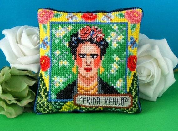 September Pincushion Cross Stitch Kit Sheena Rogers Designs