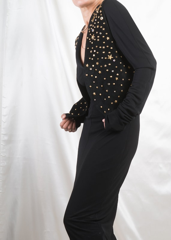 1980s// Kathrine Baumann// Rock Star Studded Rhine