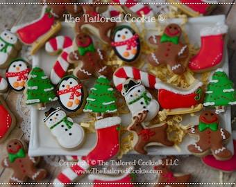 Sleigh Sugar Cookie Etsy