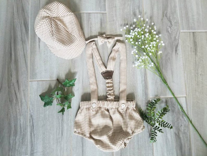 Boys Easter outfit summer outfit boy coming home outfit boy coming home outfit Spring boy outfit ring bearer outfit baby boy bloomers