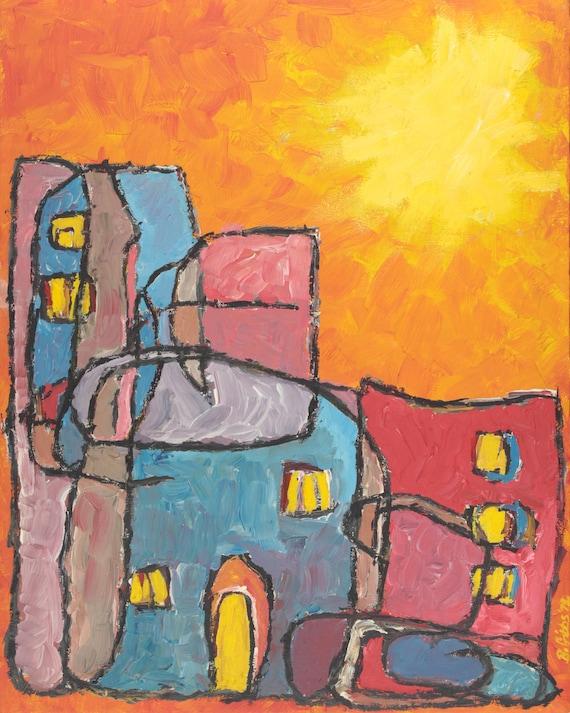 Modern Art Paul Klee