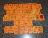 Lot of 38 Mahjong Tiles 3