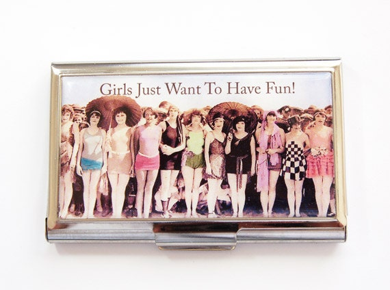 Business Card Case Funny Card Case Business Card Holder Etsy