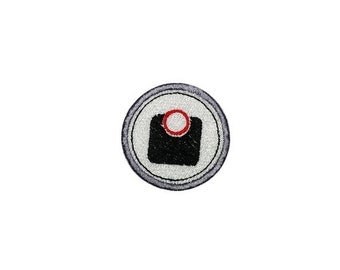 ON SALE Weight loss scale Merit badge- 2 inch iron on patch- ***Ships in 72 Hours***