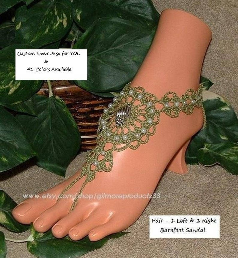 Summer Beach Shell Chain Ankle Anklet Bracelet Sandal Foot Jewelry Accessory