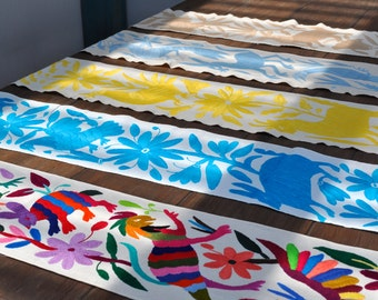 OTOMI TABLE RUNNER (Thin)  - 3 colours - special offer