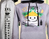Items similar to Super Bowl Pho Challenge Baby Pullover
