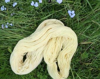 Merino yarn thick plant dyed wool knitting yarn