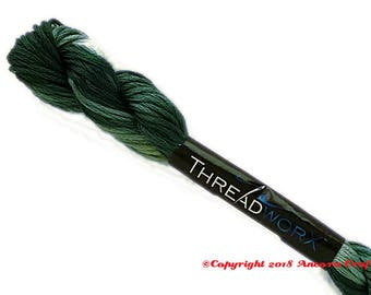 Variegated Embroidery Floss ThreadworX 10611 Mythical