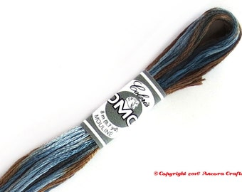 DMC 4515 Coloris Variegated 6 Strand Floss Paris