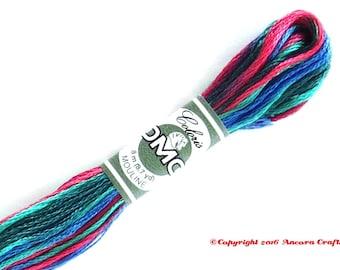 DMC 4507 Coloris Variegated 6 Strand Floss Bougainvillier (Bougainvillea)