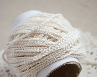 1.5 mm DIY Crochet cord, cotton cord for jewelry and accessories - choose your color