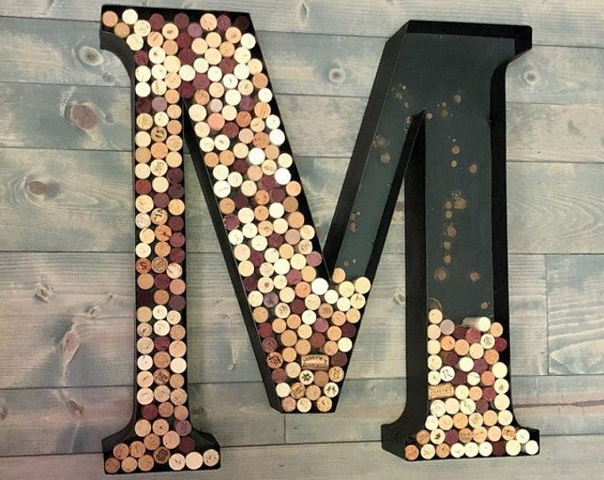18 metal letters numbers letter outdoor metal christmas gift wine