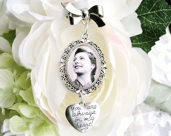 4716eff6696 Memory Jewelry Signature Photo Charms Wedding Gifts by ShoreCrafty