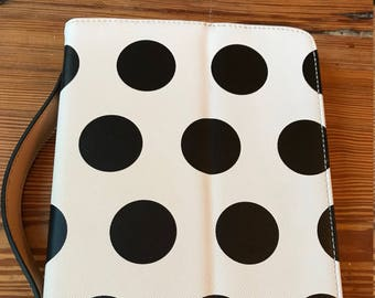Kate Landry Ipad Mini case, cover w/ handle,NWOT