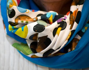 Mouse Ears Infinity Scarf