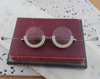 a1db6d01f85 Antique Optometrist Eye Exam Glasses