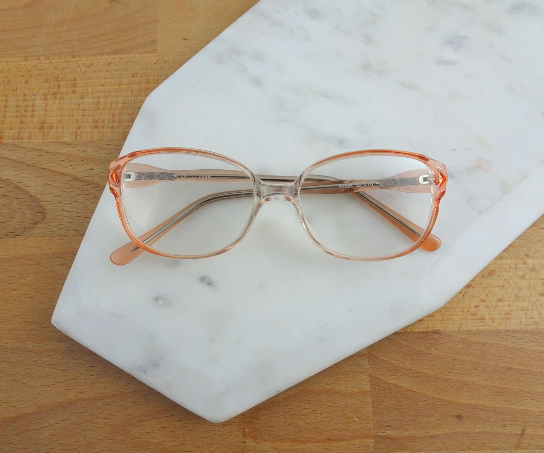 Frauen Apollo Brillengestelle Vintage Gläser | Etsy
