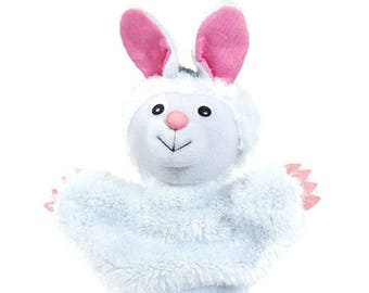 Animal hand puppet for children - Bunnita