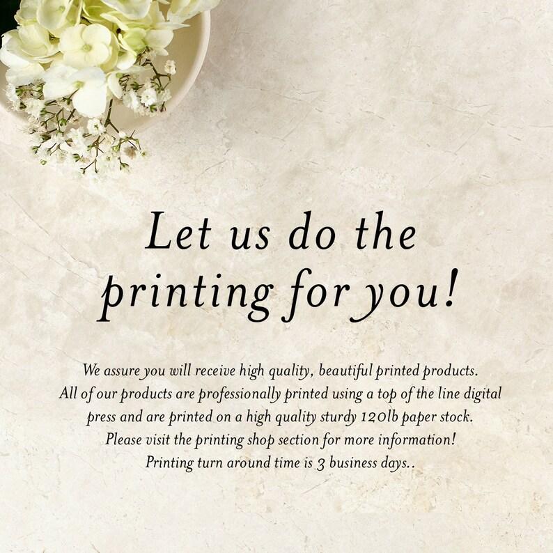 Agate Gemstone Wedding Program Geode Amethyst Wedding Program Double Sided Printable DIY print at home
