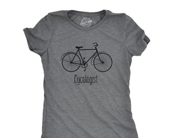 B Is For Bike Cycling T-Shirt Funny Novelty Mens tee TShirt