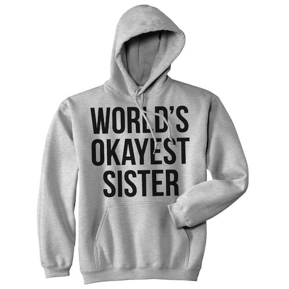 Funny Gift Sister Big Birthday Worlds